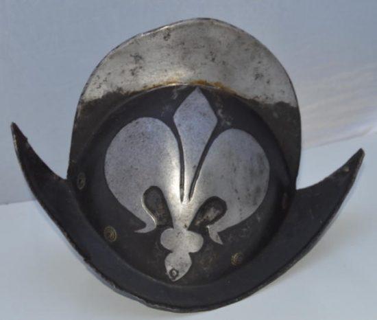 German Morion Helmet