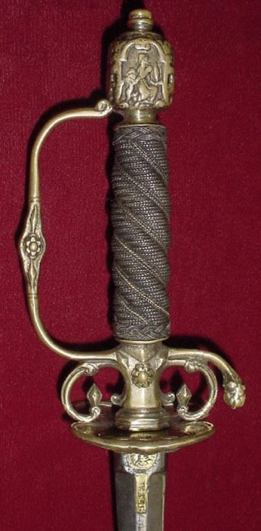 Fine German Transitional Rapier/ Small Sword