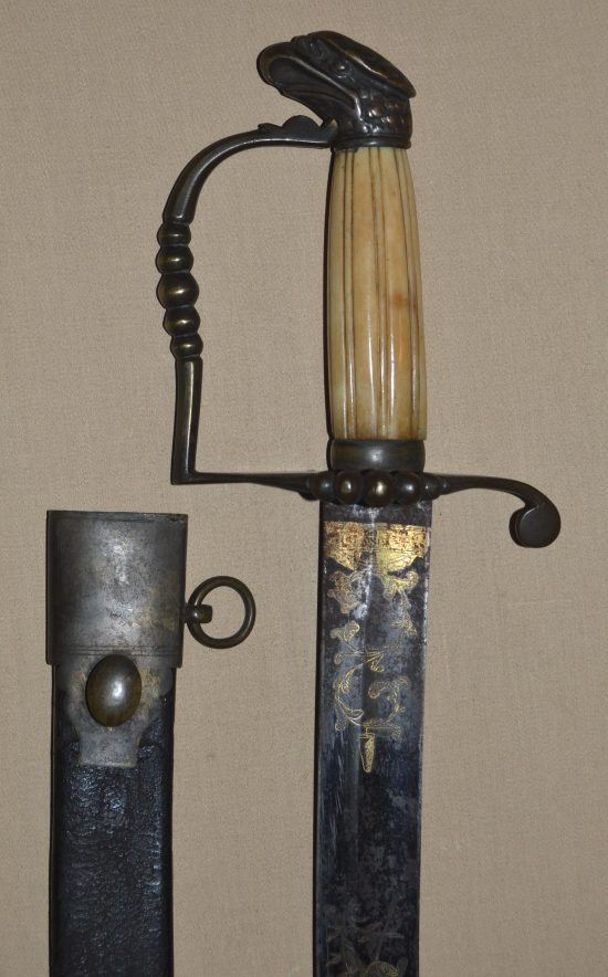 American Eagle Head Officers's Sabre