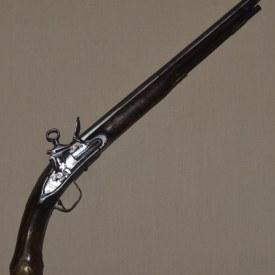 Fine Italian Flintlock Pistol, Early 18th C
