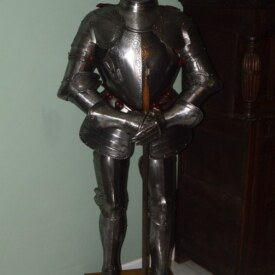 """Etched Italian """"Pisan"""" Style Full Armor, ca. 1580"""