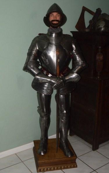 Full Body Armor from 1580