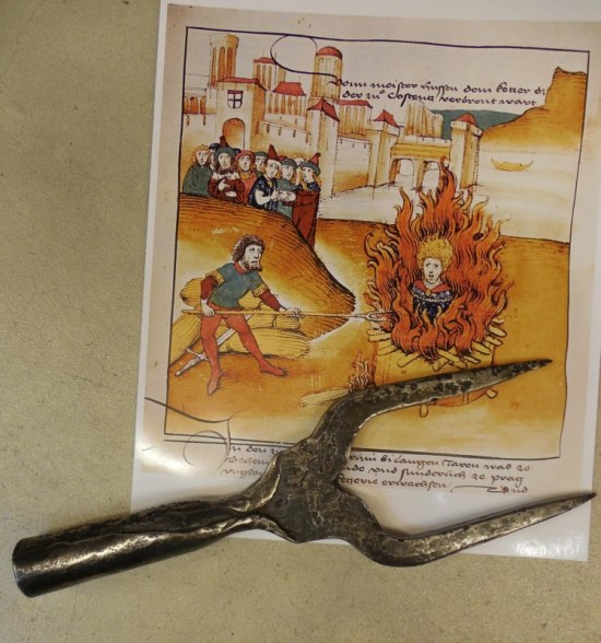 European Burning Fork